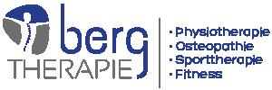 Berg Therapie – Ihre Praxen für Physiotherapie, Osteopathie, Sporttherapie & Fitness Logo